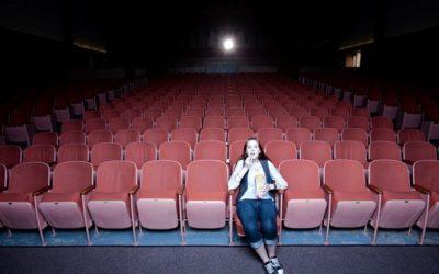 Front row phobia